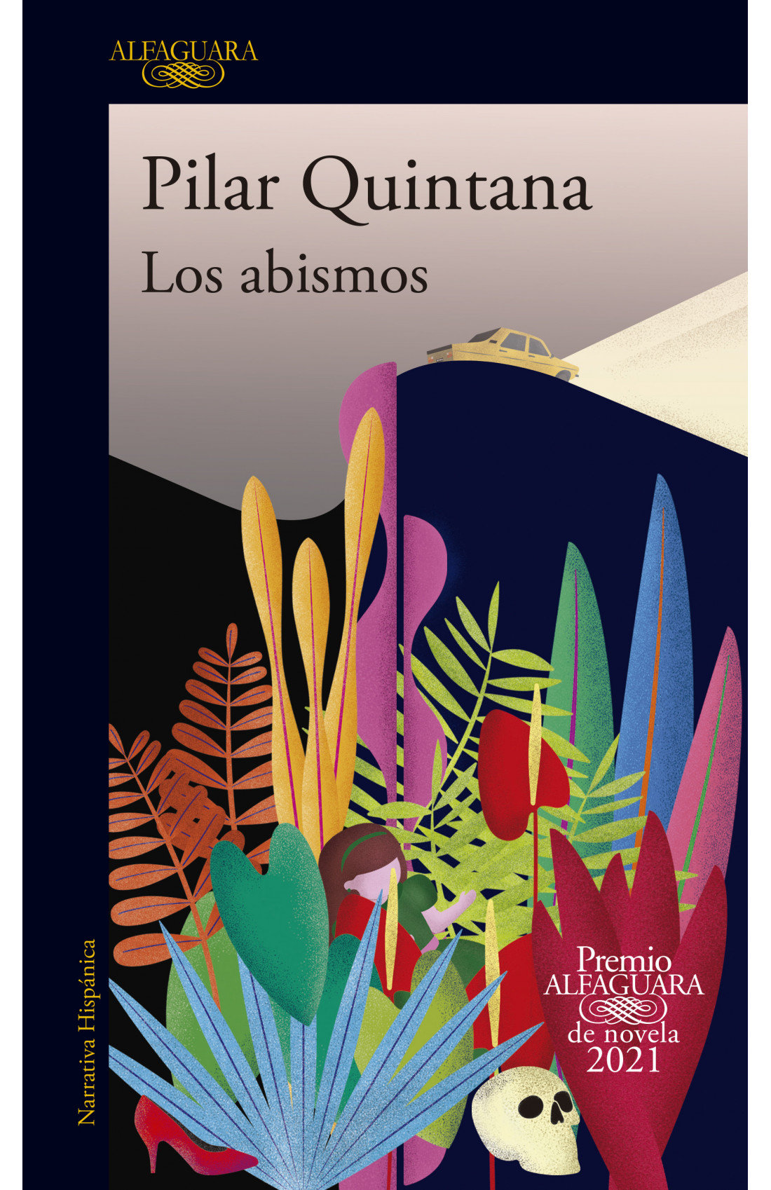 Los Abismos – Pilar Quintana – Alfaguara – Libreria Pensar